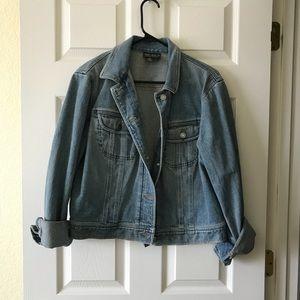 Vintage Ralph Lauren Oversized Denim Jacket